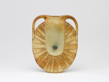 Hans de Jong, Ceramic vase, 1979 - Hans de Jong