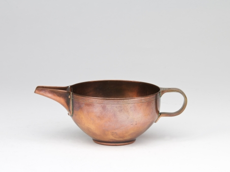 Jan Eisenloeffel, Copper milk jug, ca. 1900 - Jan Eisenloeffel