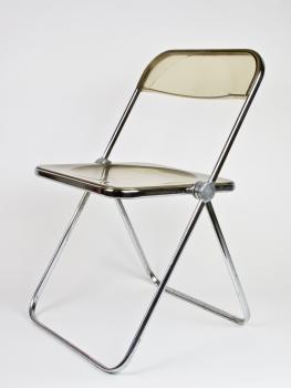 Giancarlo Piretti voor Castelli, Twee inklapbare 'Plia' stoelen, 1967 - Giancarlo Piretti