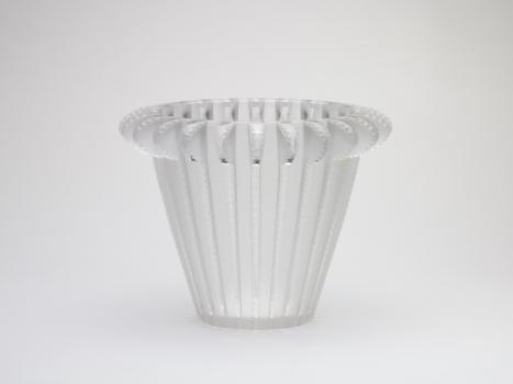 René Lalique, Glass 'Royat' vase, 1933 - René Lalique