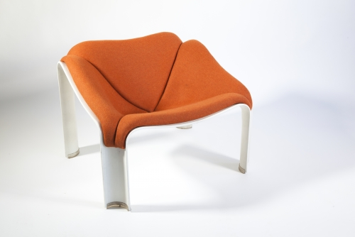 Pierre Paulin, 'Easy Chair' F303, Artifort, 1967 - Pierre Paulin