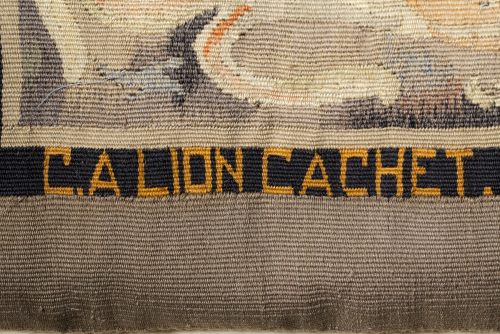C.A. Lion Cachet, Wandtapijt 'Lente', uitvoering J.F. Semey, 1927 - Carel Adolph (C.A.) Lion Cachet