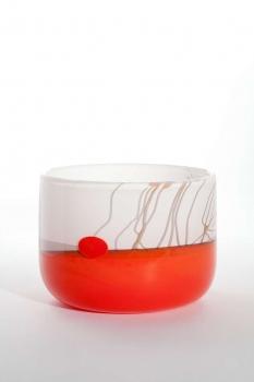 Willem Heesen, Studio Glass One-Off, Studio de Oude Horn, 1981 - Willem Heesen