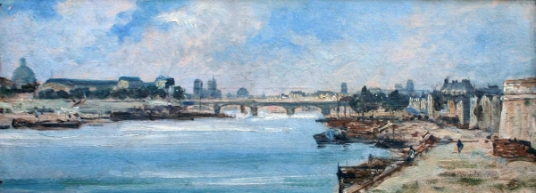 Paris sighting