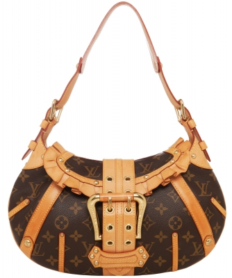 Louis Vuitton 'Leonor' Monogram Hobo - SS 2004 Runway - Louis Vuitton