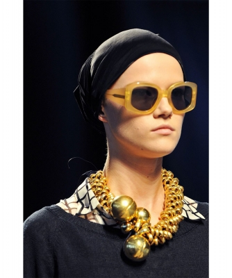 Dries van Noten Necklace - Runway