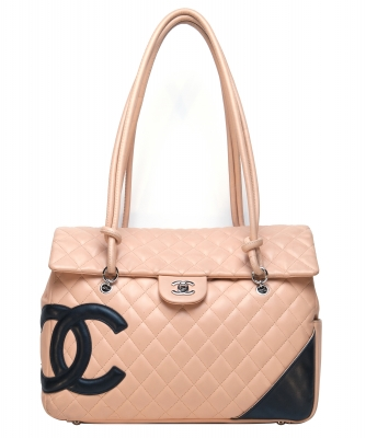 Chanel Ligne Cambon Flap Tote - Chanel
