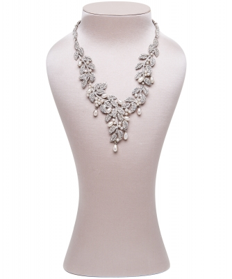 Siman Tu Fresh Water Pearl Necklace