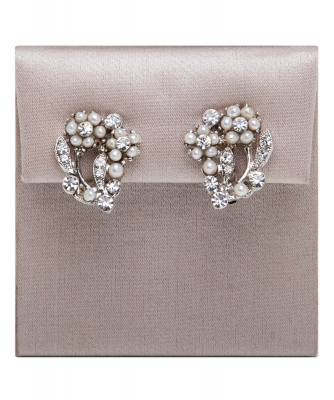 Siman Tu Freshwater Pearl Earrings