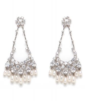 Siman Tu Chandelier Earrings