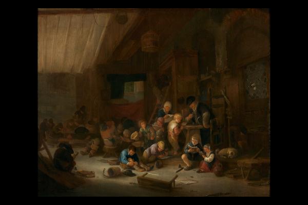 Isack van Ostade (1621 - 1649)