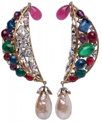 Iradj Moini Moghul Inspired Earrings - Iradj Moini