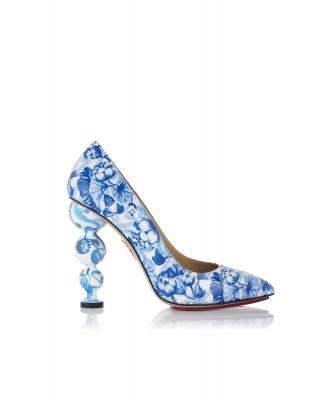 Charlotte Olympia Ming Debbie Pumps
