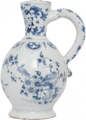 Delft Blue Jug