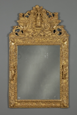 French Louis XIV Mirror