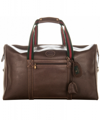 Vintage Gucci Large Carry-On Duffle - Gucci