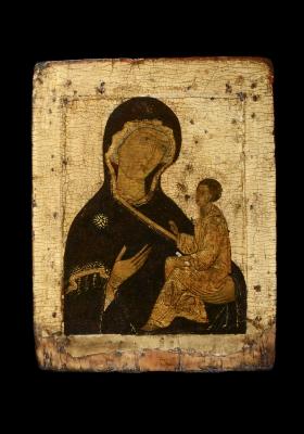 Moeder Gods  Tichvinskaja