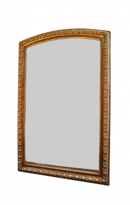 French mirror, late 19th century.