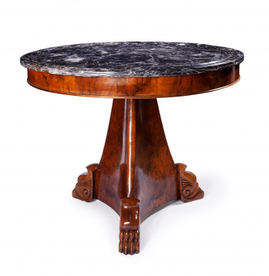 Empire Gueridon Table