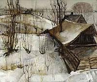 De Hooge Wilgen - Ernst Leyden
