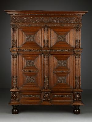 Dutch Renaissance Cupboard