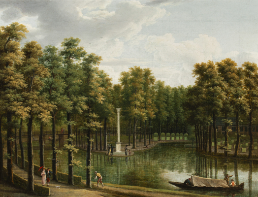 A lovely day at the park - Frans Swagers