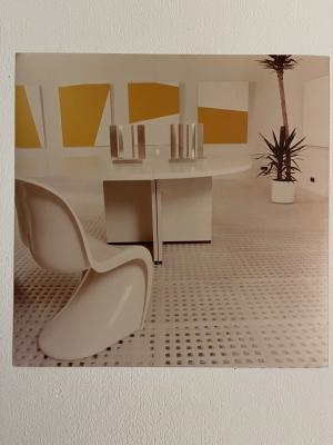 Verner Panton, set of 4 S chairs 1977 by Herman Miller/Fehlbaum - Verner Panton