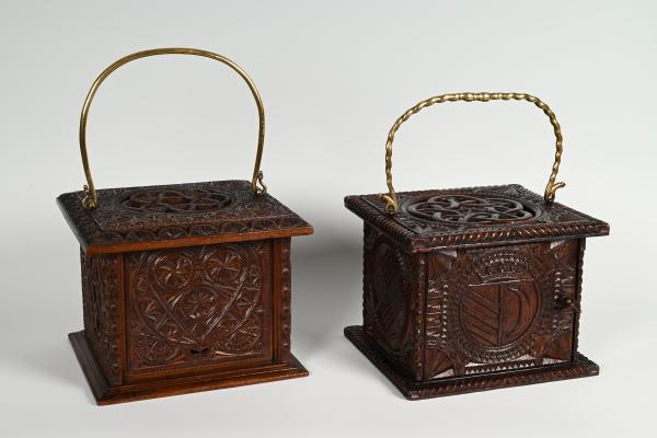 Hollandse 18de eeuwse stoof