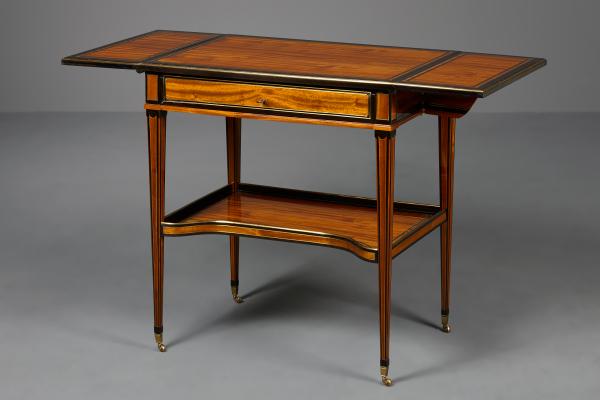 Vienna Biedermeier table