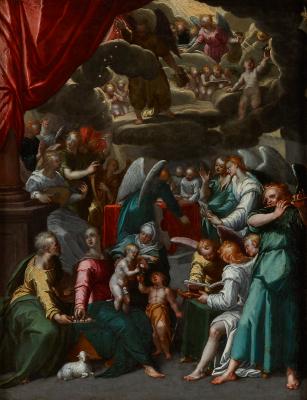 Matthäus Gundelach (1566 (?) - 1653/4 Augsburg)