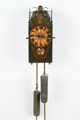 Small late Gothic wall clock