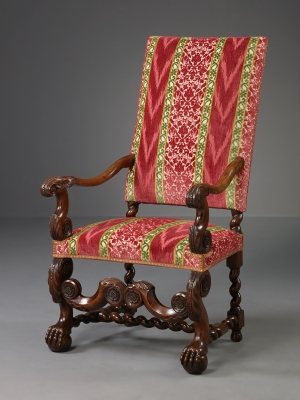 Dutch Renaissance Arm Chair