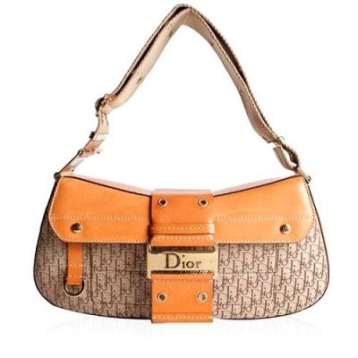Christian Dior Street Chic Shoulder Bag w Wallet - Christian Dior