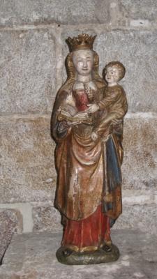 Madonna met Kind Mechelen
