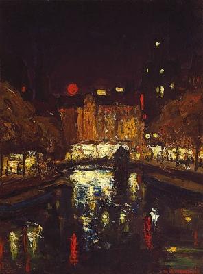 Lighteffect (Amsterdam) - Marie Henrie Mackenzie