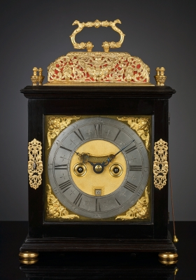 English Bracket Clock, Beauvais London