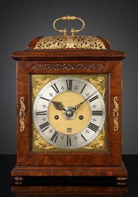 Dutch Bracket Clock