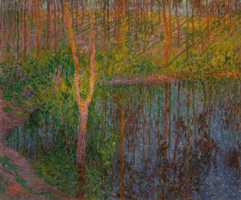 The Pond - Léon De Smet