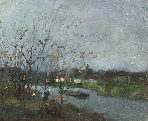 Laan van Meerdervoort - Jan Toorop