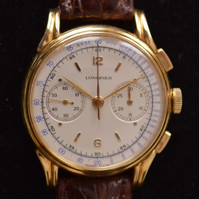 Longines cal. 30CH Flyback
