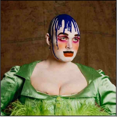 Leigh Bowery, Session I, Look 2 - Fergus Greer