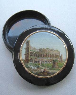 Micromozaïek Colosseum