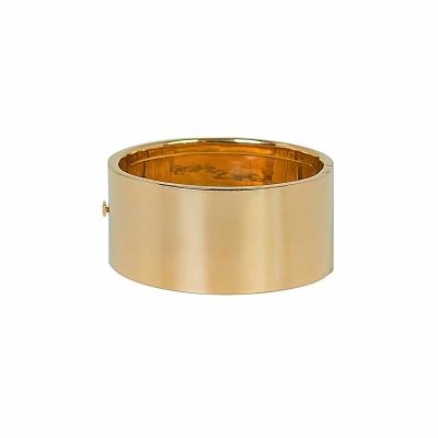 18 Carat Rose Gold Cuff Bracelet