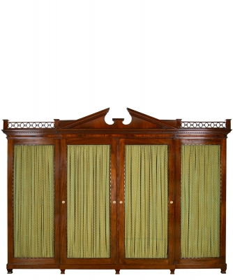 Een Louis XVI Boekenkast