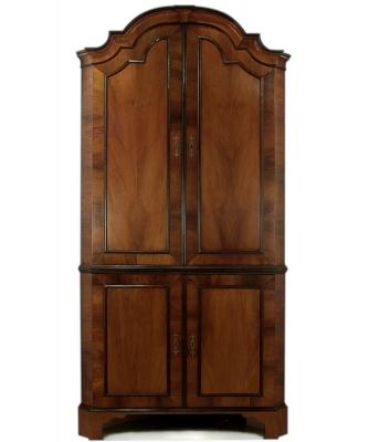 A Louis XIV Corner Cabinet