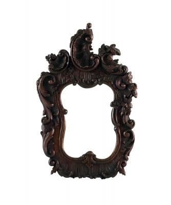 A Small Louis XV Mirror