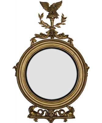 A Recency Convex Mirror