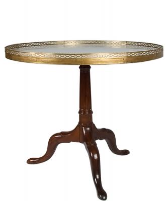 A Louis XVI Foldaway Table