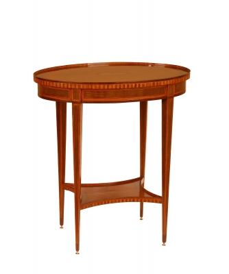 A Louis XVI - Style Table