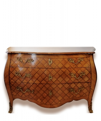 A Dutch Louis XV Commode